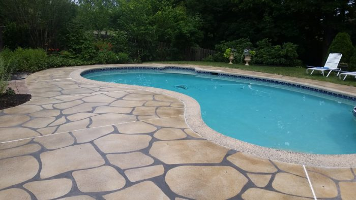 Epoxy Pool Deck Finishes : Polished concrete epoxy floor coatings philadelphia pa