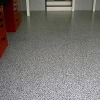 Industrial Concrete Floor Coating