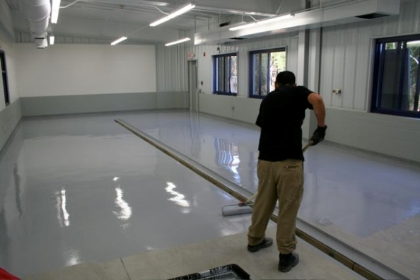 Flooring Types Basement Concrete Flooring Philadelphia Pa