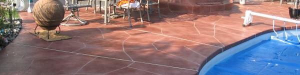 Stamped Concrete Overlays Self Leveling Philadelphia Pa