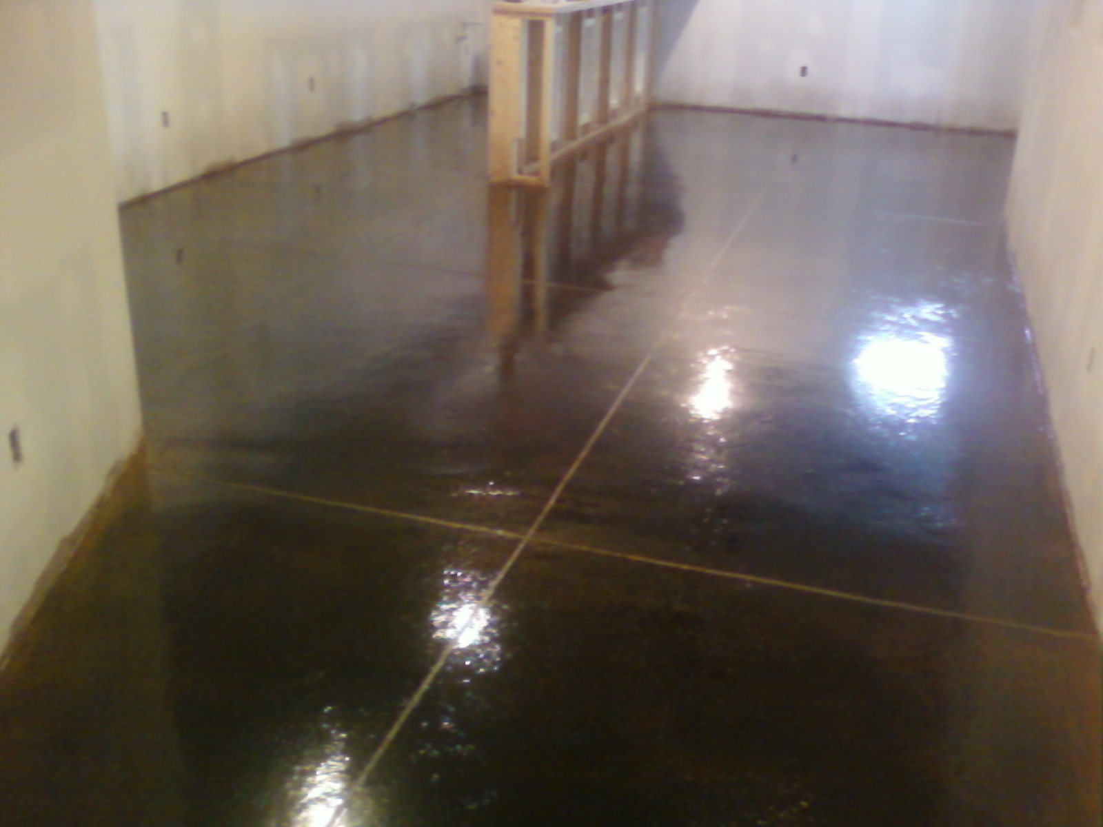 Superbe Basement Floor Repair Options