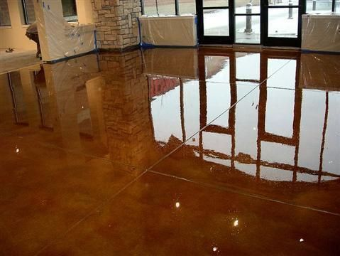 Epoxy Reflector Flooring