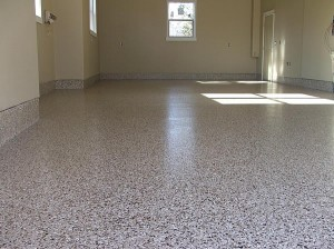 Epoxy Garge Floor