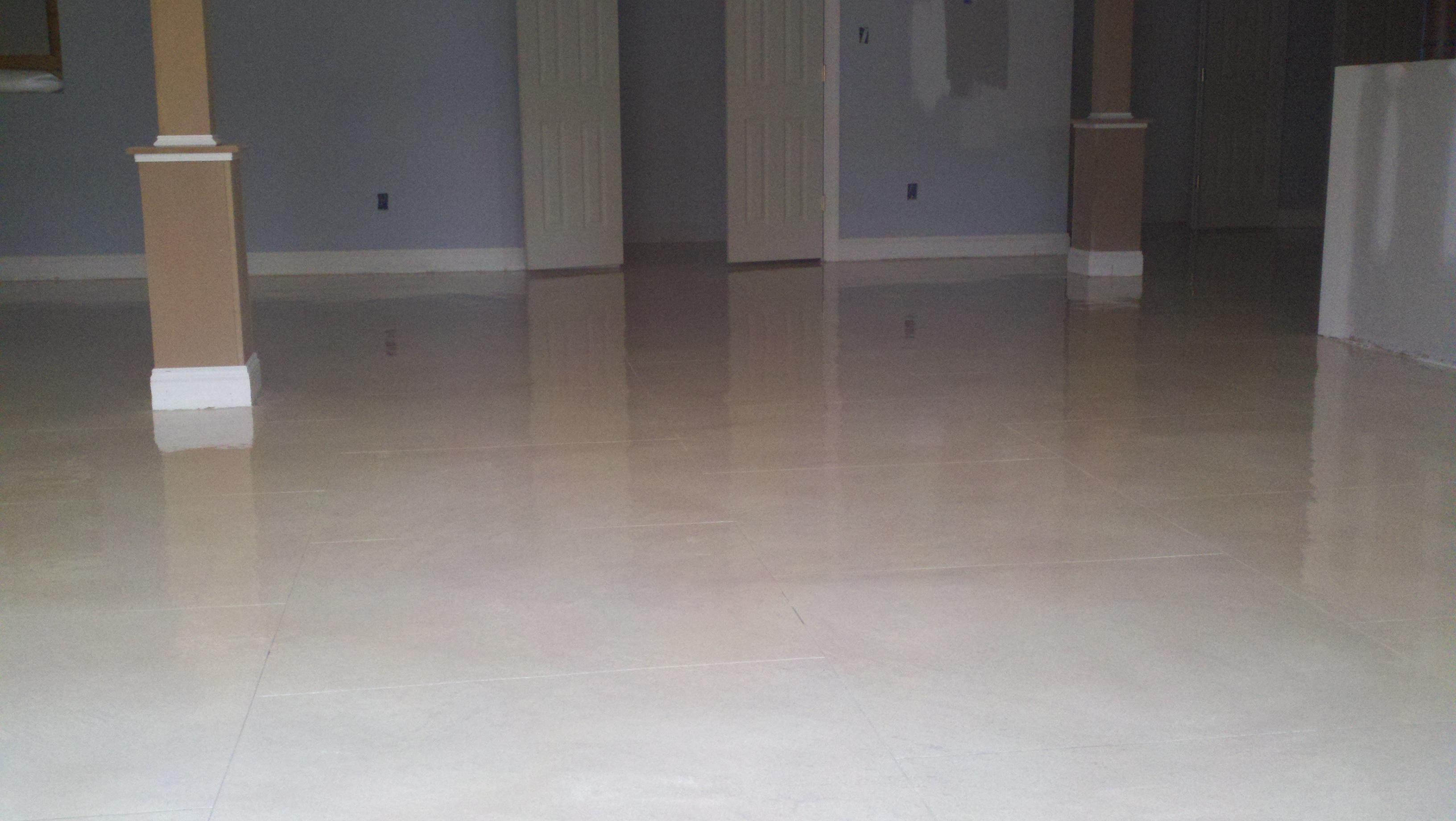 Basement Floor Repair Flood Resistant Flood Proof Flooring
